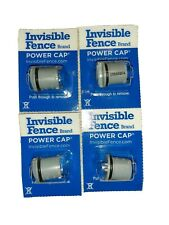 New listing 4 Invisible Fence Brand Replacement Batteries For PowerCap Dog Collar 3v 160mAh