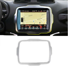 8.4 Inch GPS Navigation Trim Cover for Jeep Renegade 2018+ Interior Accessories