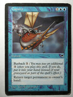 Capsize TE Tempest      Mtg Magic English