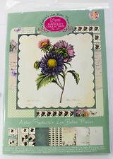 Créatif Collection Fabrication Cartes Kit - Redoute's les de Belles Fleurs -