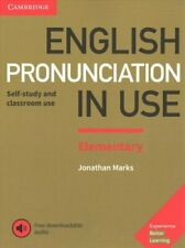English Pronunciation in Use Elementary Book with Answers and D... 9781108403528