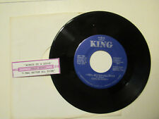 Ferlin Huskey wings of a dove / i feel better all over King Jukebox Strip 45