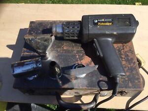 Black & Decker Proffesional Heat Gun.