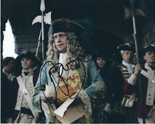 JONATHAN PRYCE PIRATES OF THE CARIBBEAN AUTOGRAPHED PHOTO SIGNED 8X10 #1 SWANN