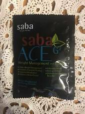 ACE G2 30 count Trial Packs SABA NEW SEALED LOWEST PRICE ON EBAY
