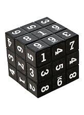 SUDOKU Math Puzzle Cube 3x3 Rubiks Rubics Rubix Number Game Toy Brain Teaser NEW