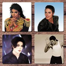 Michael Jackson 24 x Coaster Set NEW Christmas Pack Dangerous Thriller Beat It