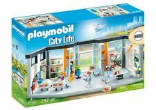 NEW Playmobil 70191 City Life Furnished Hospital Wing - Box tatty
