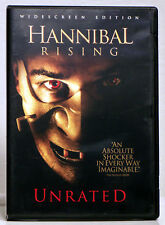 Hannibal Rising (DVD, 2007, Unrated Version) Gaspard Ulliel