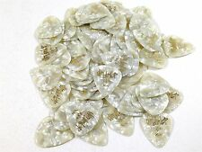 Dunlop Guitar Picks 72 Pack  Celluloid White Extra Heavy
