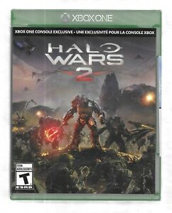 HALO WARS 2 XBox One NEW