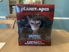 Planet Of The Apes Limited Edition Caeser's Warrior Collection