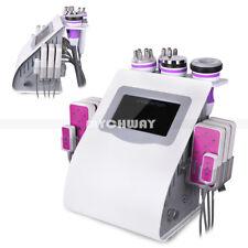 Beauty 6-1 aspirapolvere ad ultrasuoni cavitazione RF SLIM Cellulite Perdita di peso macchina