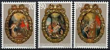 LIECHTENSTEIN 2001 SG#1260-2 Noël neuf sans charnière Set #D2046