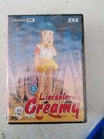 dvd film anime L'INCANTEVOLE CREAMY