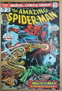 The Amazing SPIDER-MAN #132 (1974 MARVEL Comics) ~ GD/VG Book