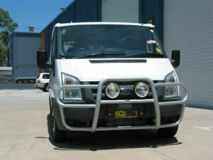 ECB Black (R) Type 8 Bar FORD TRANSIT VM RWD ONLY (8F84SYB)