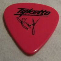 VINTAGE TYKETTO Jimi Kennedy Signature  GUITAR PICK 1990s ULTRA RARE