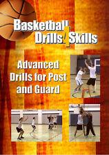 Basketball Skills DVD-Advanced Drills for Post and Guard