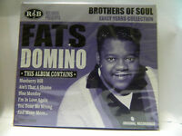CD FATS DOMINO BROTHERS OF SOUL NEU & OVP