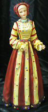 NIB Anne of Cleves Queen of England Figurine Figure Statue King Henry VIII Tudor