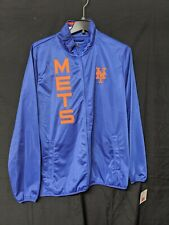 New York Mets G-III Carl Banks MLB Track Jacket - Mens Adult NEW