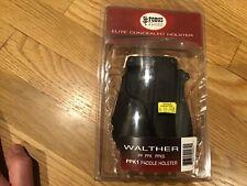 Fobus PPK1 Evolution Holster Walther Pistol PPK Right Hand Black Free Shipping