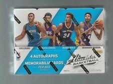 2016-17 Panini Absolute Basketball Hobby Box