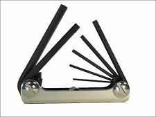 Eklind - Hexagon Key Fold Up Set of 7 Metric (1.5-6mm)