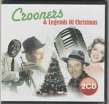 Crooners at Christmas & Legends of Christmas Vol. 1 48 Tracks 2 CD Set NEW