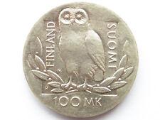 H668       FINNLAND 100,- Markkaa 1990