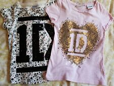 One Direction Girls Tshirts 5-6yrs