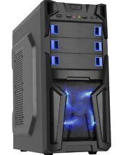 10-Core Gaming Computer Desktop PC Tower 2 TB Quad 8GB R7 Graphic CUSTOM BUILT
