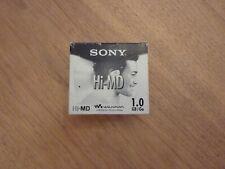 Pack of 5 Sony 1 GB Hi-MD Minidisc (HMD1GL) - New