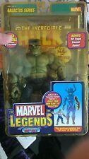 "Marvel Legends Toy Biz - 6"" 1st Appearance Grey Hulk + Comic. MOSC - RARE"