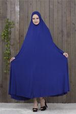 Women Muslim Overhead Jilbab Abaya Dress Islamic Full Cover Arab Prayer Robe