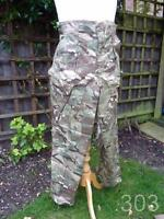 NEW British Army Military MTP Multicam Camo Warm Weather Combat Trousers