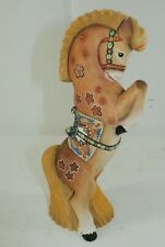 "DeBrekht Circus Folk Series #58310-3 ""Circus Pony"" Ltd Ed 0006/1500"