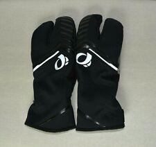 Pearl Izumi P.R.O. Men's Lobster Gloves Size L AmFIB Winter Cycling Gloves Black