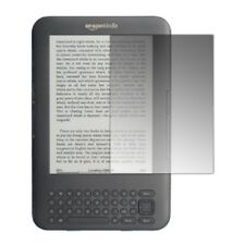 for Amazon Kindle 3 Screen Protector x3