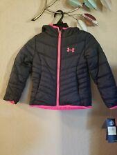 Under Armour Girls Winter Jacket Size 4 New