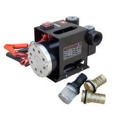 "Heavy Duty Electric Oil Diesel Transfer Pump 12V DC 70L/m 1"" 550W for Industrial"