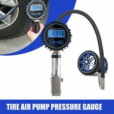 Air Car Tyre Pressure Gauge Inflator Pump for Air compressor with Gauge Dial