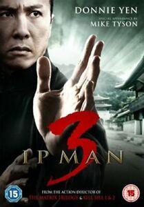 IP MAN 3 DVD [UK] NEW DVD