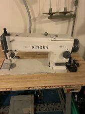 industrial sewing machine — Singer —- Local Pick Or Can Meet Your Freight Shipr