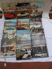ENCICLOPEDIA DELL'AUTOMOBILE PININFARINA F.LLI FABBRI ed.12 vol. 2a ediz. 1968
