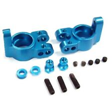 RC Car TA-05 Blue Aluminum Upgrade Hop Up Rear Knuckle For Tamiya TA05 TB02 BLUE