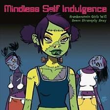 Mindless Self Indulgence Frankenstein Girls Will Seem Strangely LP Vinyl
