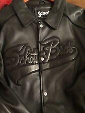 Schott leather jacket Basketball Theme6xl