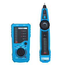 Fwt11 Network Lan Cable Tester Rj45 Rj11 Wire Tracker Tracer Line Finder New